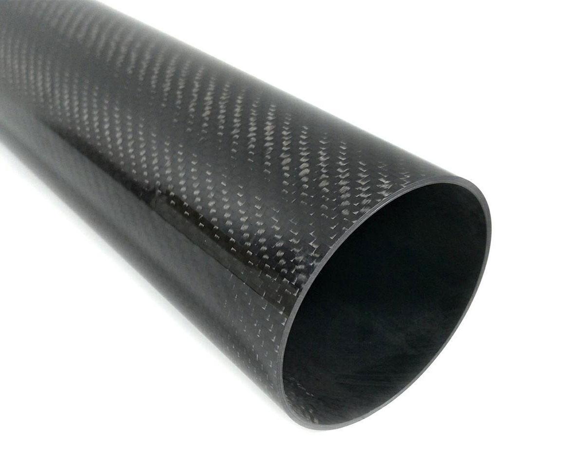 Carbon Fiber Tube 3K real carbon fiber T300 carbon tube